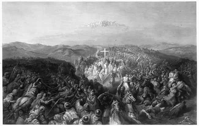 Battle of Ascalon is listed (or ranked) 2 on the list List Of First Crusade Battles