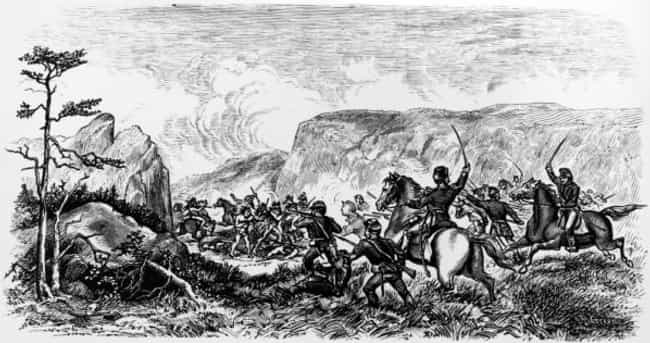 Battle of Ash Hollow is listed (or ranked) 1 on the list List Of Sioux Wars Battles
