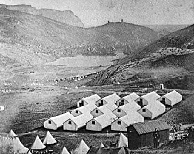 Battle of Balaclava is listed (or ranked) 2 on the list List Of Crimean War Battles