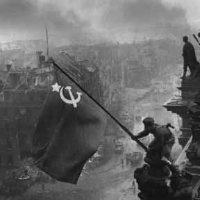 Battle of Berlin is listed (or ranked) 6 on the list World War II Battles Involving the Soviet Union