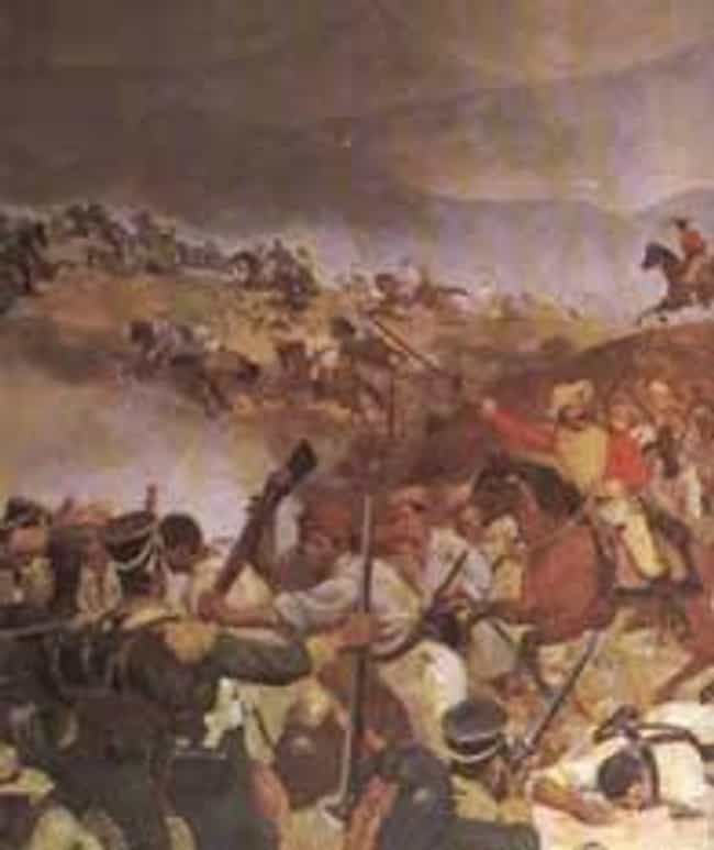 Battle of Boyacá ... is listed (or ranked) 4 on the list List Of Venezuelan War of Independence Battles