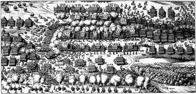 Battle of Breitenfeld is listed (or ranked) 3 on the list List Of Thirty Years' War Battles