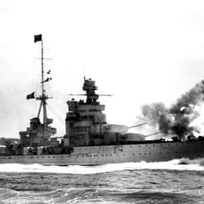 Battle of Calabria is listed (or ranked) 7 on the list World War II Battles Involving the Australia