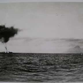 Battle of Cape Spada is listed (or ranked) 9 on the list World War II Battles Involving the Australia