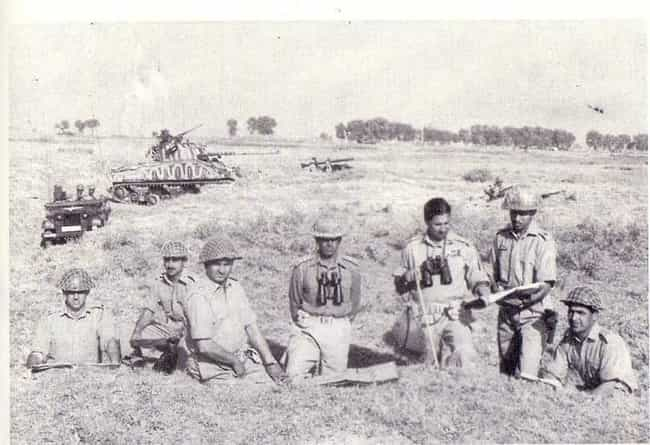 Battle of Chawinda is listed (or ranked) 3 on the list List Of Indo-Pak War of 1965 Battles