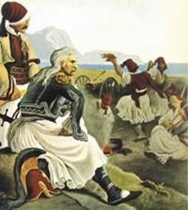 Battle of Dervenakia is listed (or ranked) 3 on the list List Of Greek War of Independence Battles
