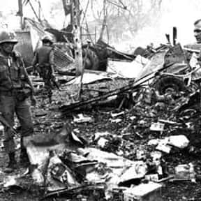 Battle of Dong Xoai is listed (or ranked) 14 on the list Vietnam War Battles Involving the National Front For The Liberation Of South Vietnam