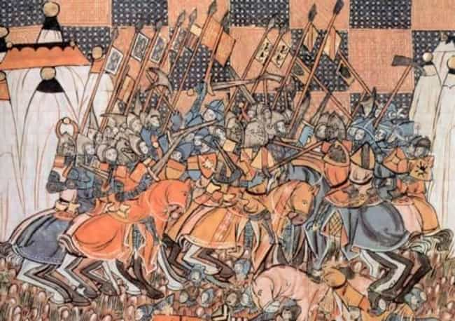 Battle of Dorylaeum is listed (or ranked) 3 on the list List Of First Crusade Battles