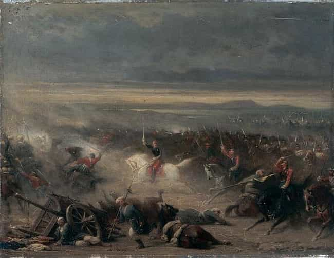 Battle of Eupatoria is listed (or ranked) 4 on the list List Of Crimean War Battles
