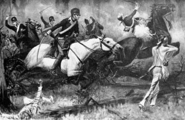 Battle of Fallen Timbers is listed (or ranked) 1 on the list List Of Northwest Indian War Battles