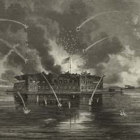 Battle of Fort Sumter is listed (or ranked) 17 on the list The Most Important Battles in US History