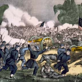 Battle of Gettysburg is listed (or ranked) 3 on the list The Most Important Battles in US History