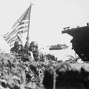 Battle of Guam is listed (or ranked) 18 on the list World War II Battles Involving the United States Of America