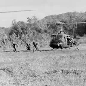 Battle of Ia Drang is listed (or ranked) 21 on the list Vietnam War Battles Involving the National Front For The Liberation Of South Vietnam