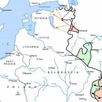 Battle of Krasny Bor