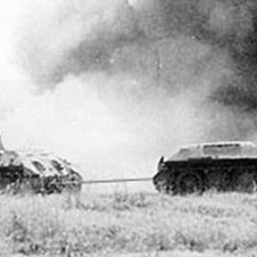 Battle of Kursk is listed (or ranked) 3 on the list The Battles of Walter Model