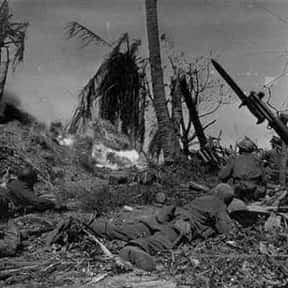 Battle of Kwajalein is listed (or ranked) 24 on the list World War II Battles Involving the United States Of America