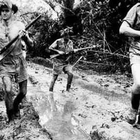 Battle of Milne Bay is listed (or ranked) 16 on the list World War II Battles Involving the Australia