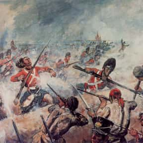 Battle of New Orleans is listed (or ranked) 19 on the list The Most Important Battles in US History