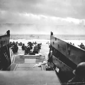 Invasion of Normandy is listed (or ranked) 1 on the list The Most Important Battles in US History