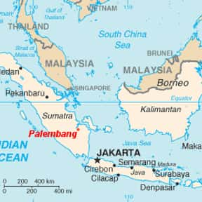 Battle of Palembang is listed (or ranked) 17 on the list World War II Battles Involving the Australia