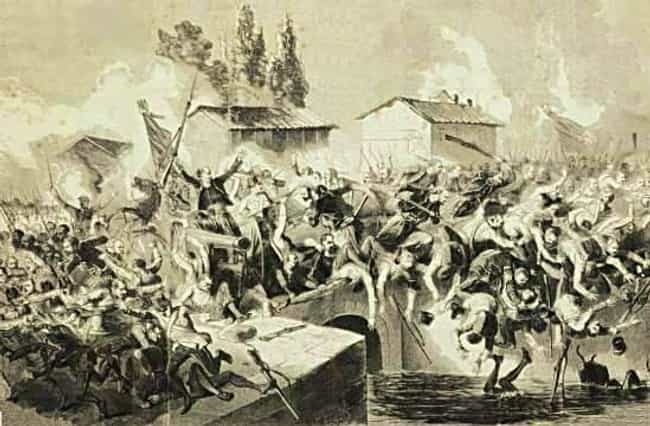 Battle of Palestro is listed (or ranked) 3 on the list List Of Second Italian War of Independence Battles