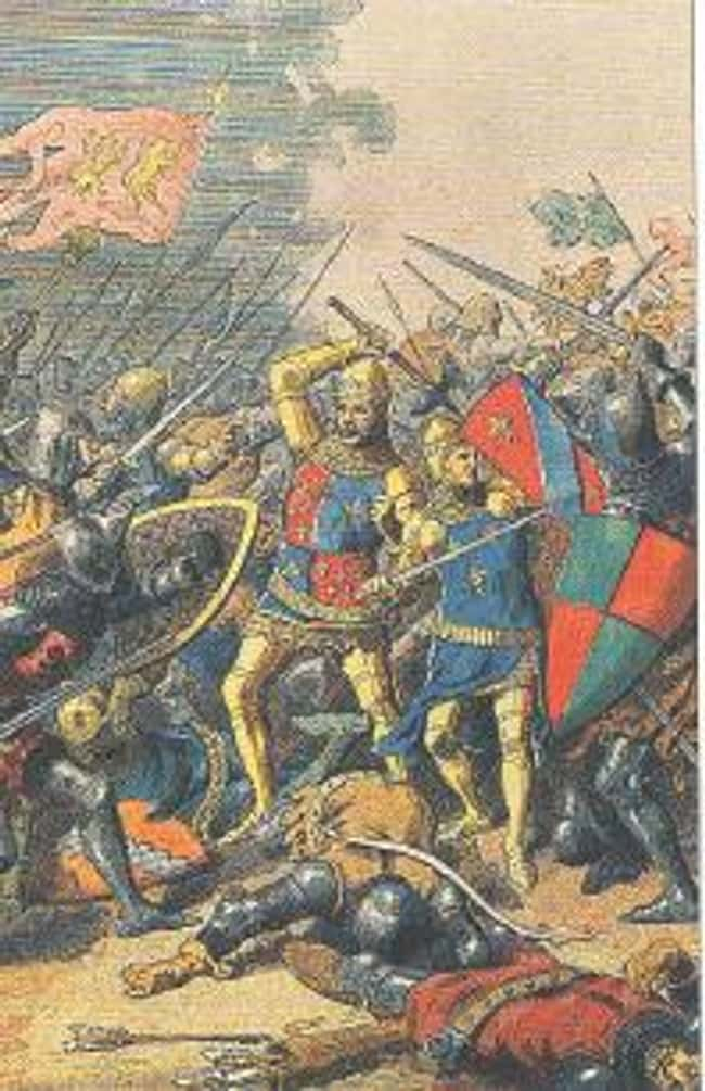 Battle of Poitiers is listed (or ranked) 7 on the list Historical Close Calls And Their Impacts On The World As We Know It