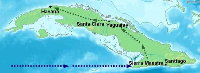Battle of Santa Clara is listed (or ranked) 4 on the list List Of Cuban Revolution Battles