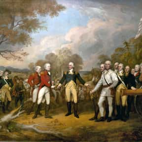 Battles of Saratoga is listed (or ranked) 5 on the list The Most Important Battles in US History