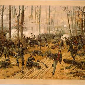 Battle of Shiloh is listed (or ranked) 15 on the list The Most Important Battles in US History