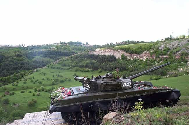 Capture of Shusha is listed (or ranked) 3 on the list List Of Nagorno-Karabakh War Battles