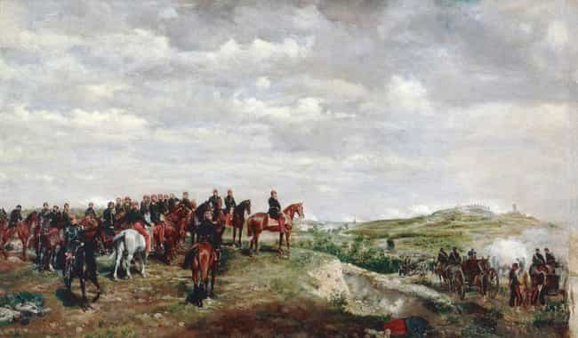 Battle of Solferino is listed (or ranked) 4 on the list List Of Second Italian War of Independence Battles