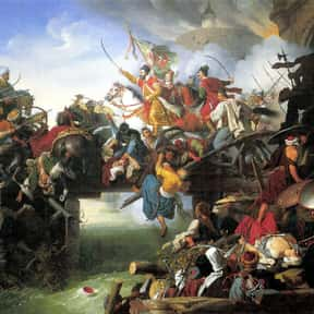 Siege of Szigetvár is listed (or ranked) 23 on the list The Most Incredible Sieges of All Time