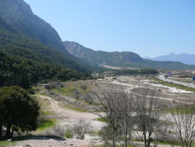 Battle of Thermopylae is listed (or ranked) 4 on the list Battles of Macrohistorical Importance of Invasions of Europe