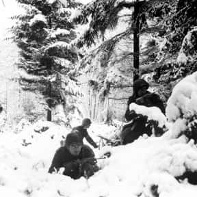 Battle of the Bulge is listed (or ranked) 9 on the list The Most Important Battles in US History