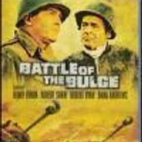 Battle of the Bulge is listed (or ranked) 13 on the list Roger's Top 250+ Classic Epic Movies
