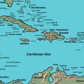 Battle of the Caribbean is listed (or ranked) 10 on the list World War II Battles Involving the Axis Powers