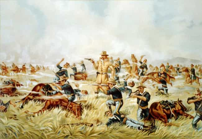 Battle of the Little Big... is listed (or ranked) 4 on the list List Of Great Sioux War of 1876-77 Battles