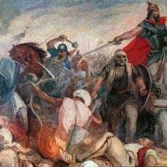 Battle of Albulena