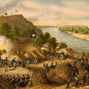 Siege of Vicksburg is listed (or ranked) 24 on the list The Most Incredible Sieges of All Time