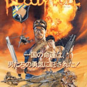 Bloody Wolf is listed (or ranked) 13 on the list The Best TurboGrafx-16 Games
