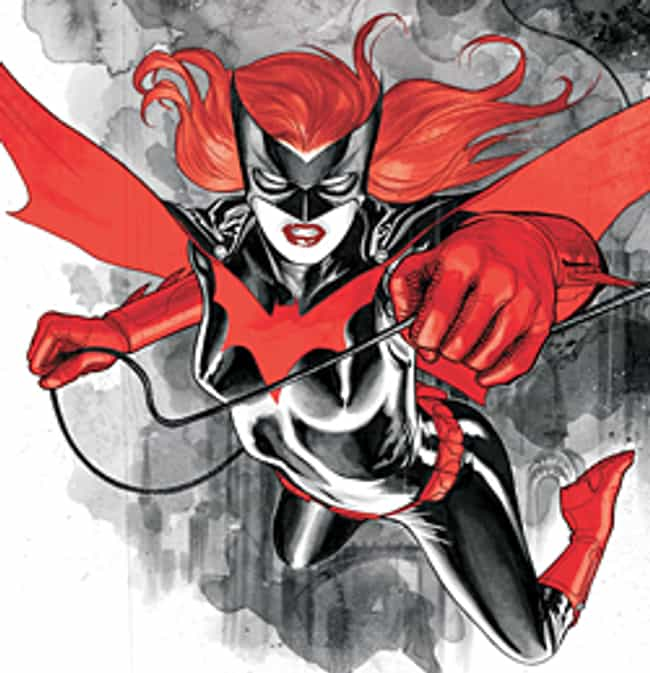 Batwoman is listed (or ranked) 1 on the list The Best LGBTQ+ Comic Books