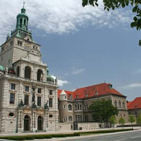 Bavarian National Museum is listed (or ranked) 24 on the list The Top Must-See Attractions in Munich