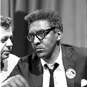 Bayard Rustin is listed (or ranked) 1 on the list Famous Wilberforce University Alumni