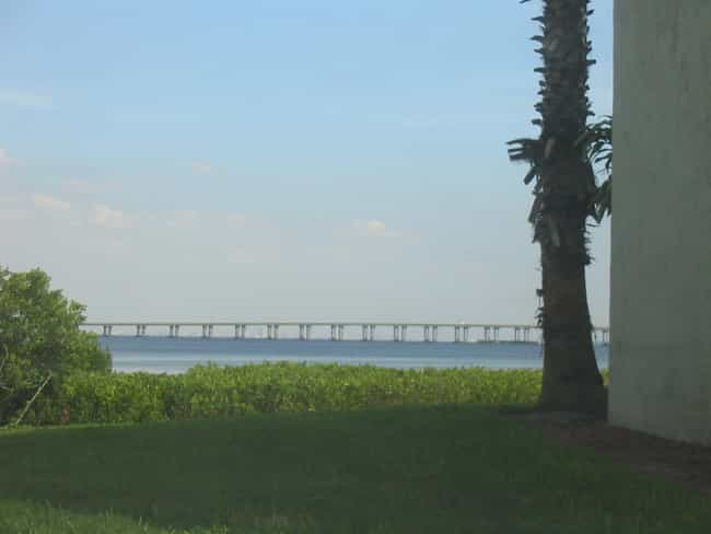 Bayside Bridge is listed (or ranked) 3 on the list Bridges in Florida
