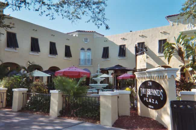 Bay Isle Commercial Buil... is listed (or ranked) 3 on the list List of Famous Tampa Buildings & Structures