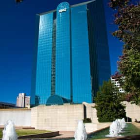 BB&T is listed (or ranked) 2 on the list Companies Headquartered in North Carolina