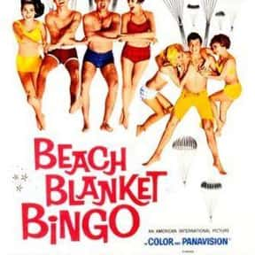 Beach Blanket Bingo is listed (or ranked) 21 on the list Great Movies Set on the Beach