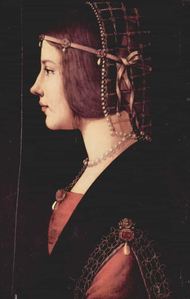 Beatrice d'Este is listed (or ranked) 1 on the list Members of the House Of Este