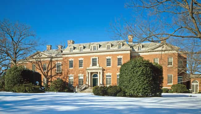 Beatrix Farrand is listed (or ranked) 3 on the list Famous Female Landscape Architects